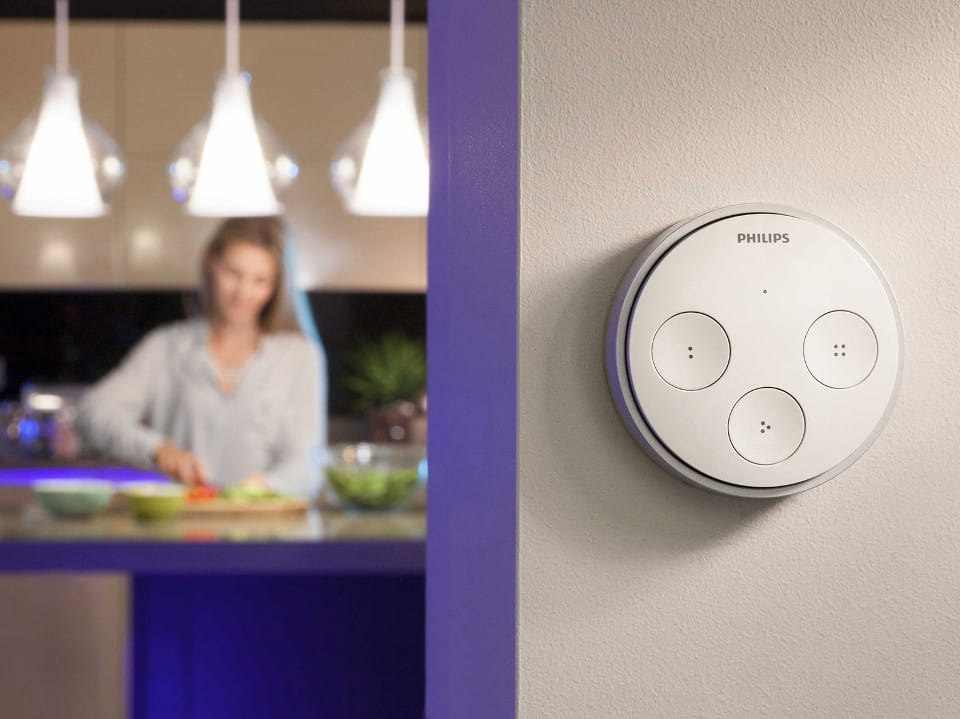 Philips Hue Labs - Tap toggle